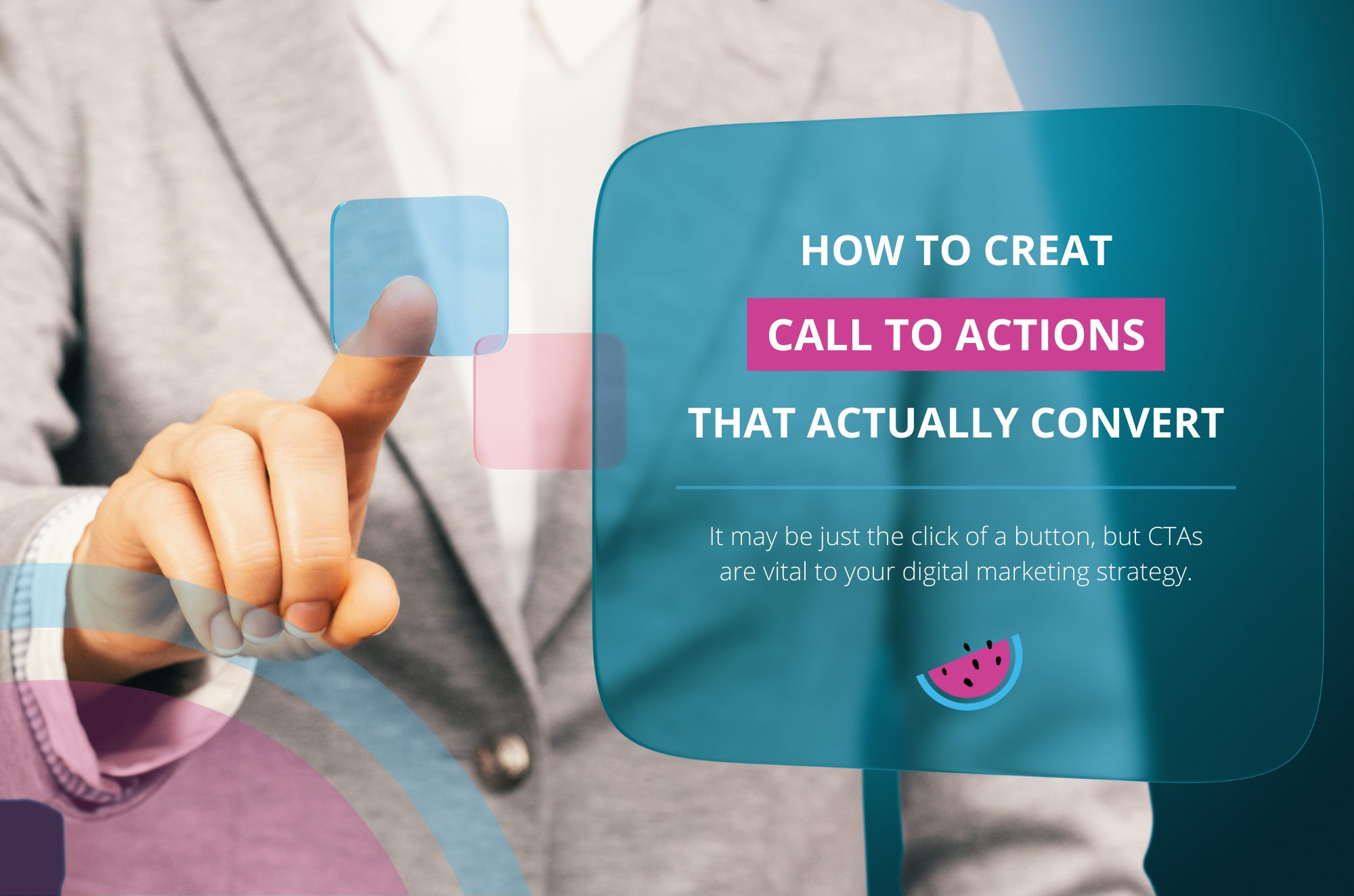 Tips to create a high-converting CTA for your banner