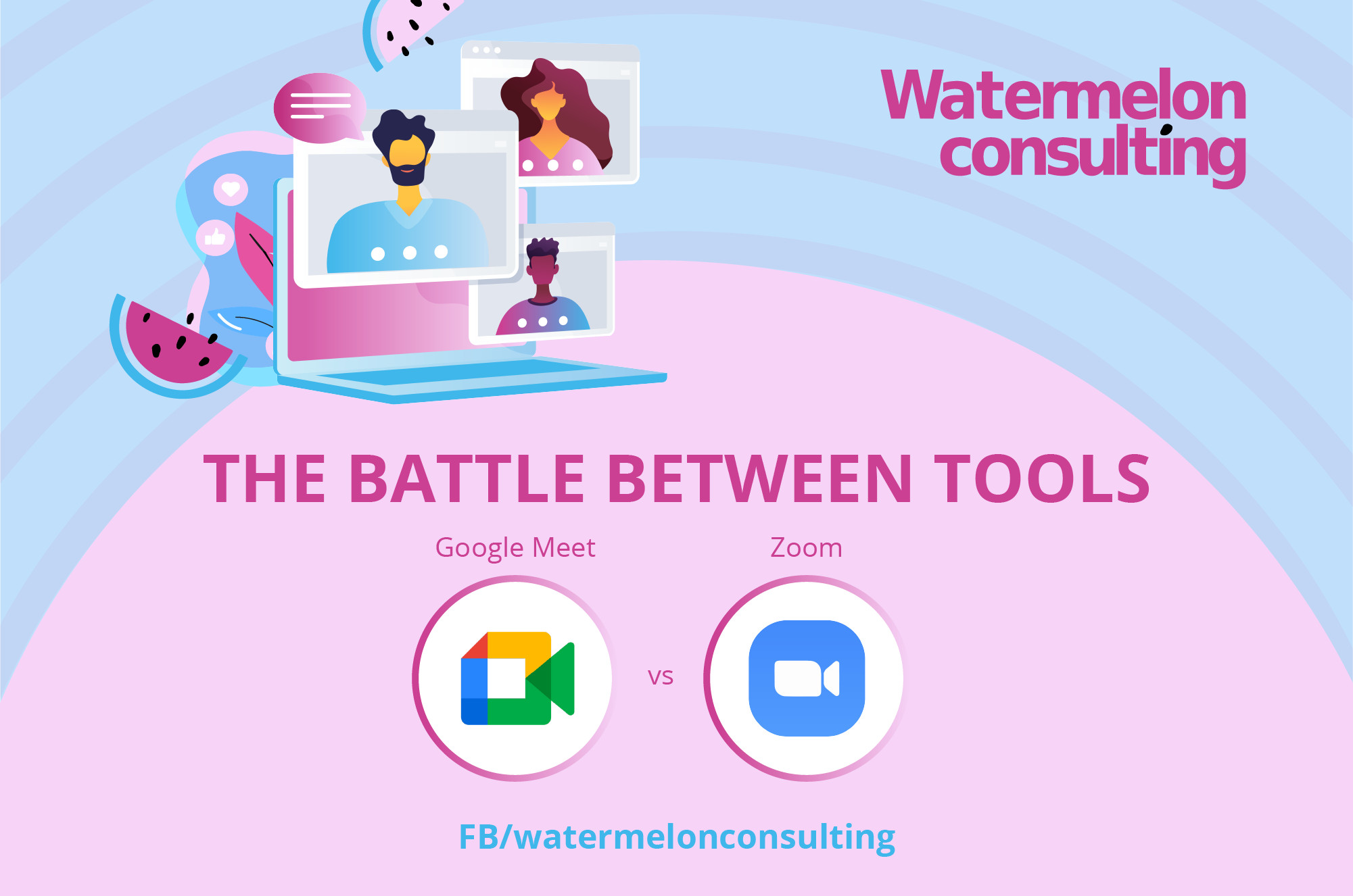 Google Meet vs Zoom: What is your choice?