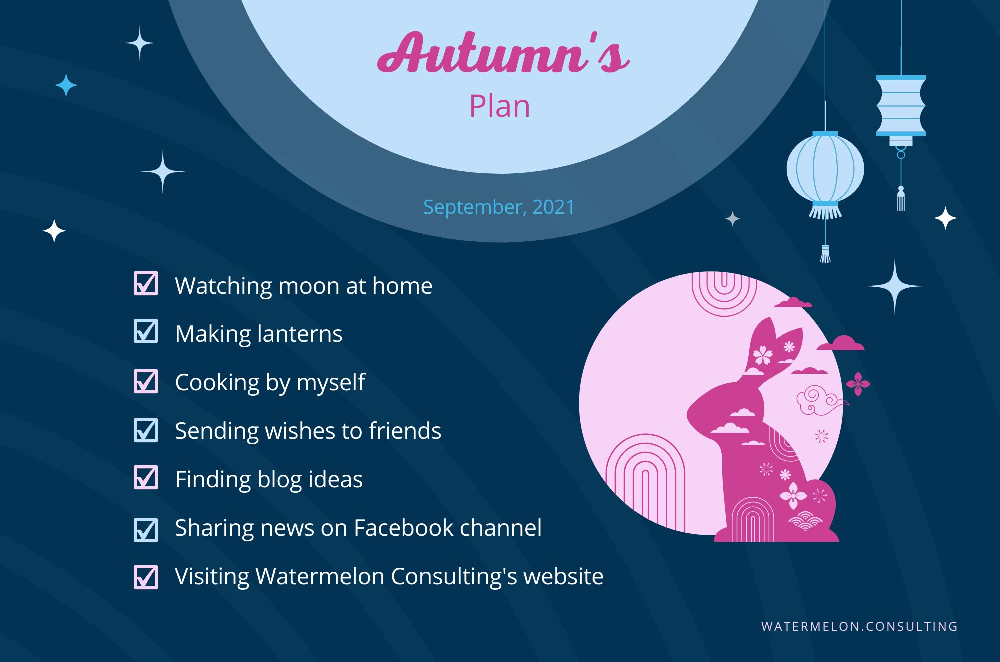 Become marketing hero with to-do list in Autumn season
